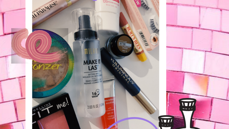 DRUGSTORE BEAUTY FINDS
